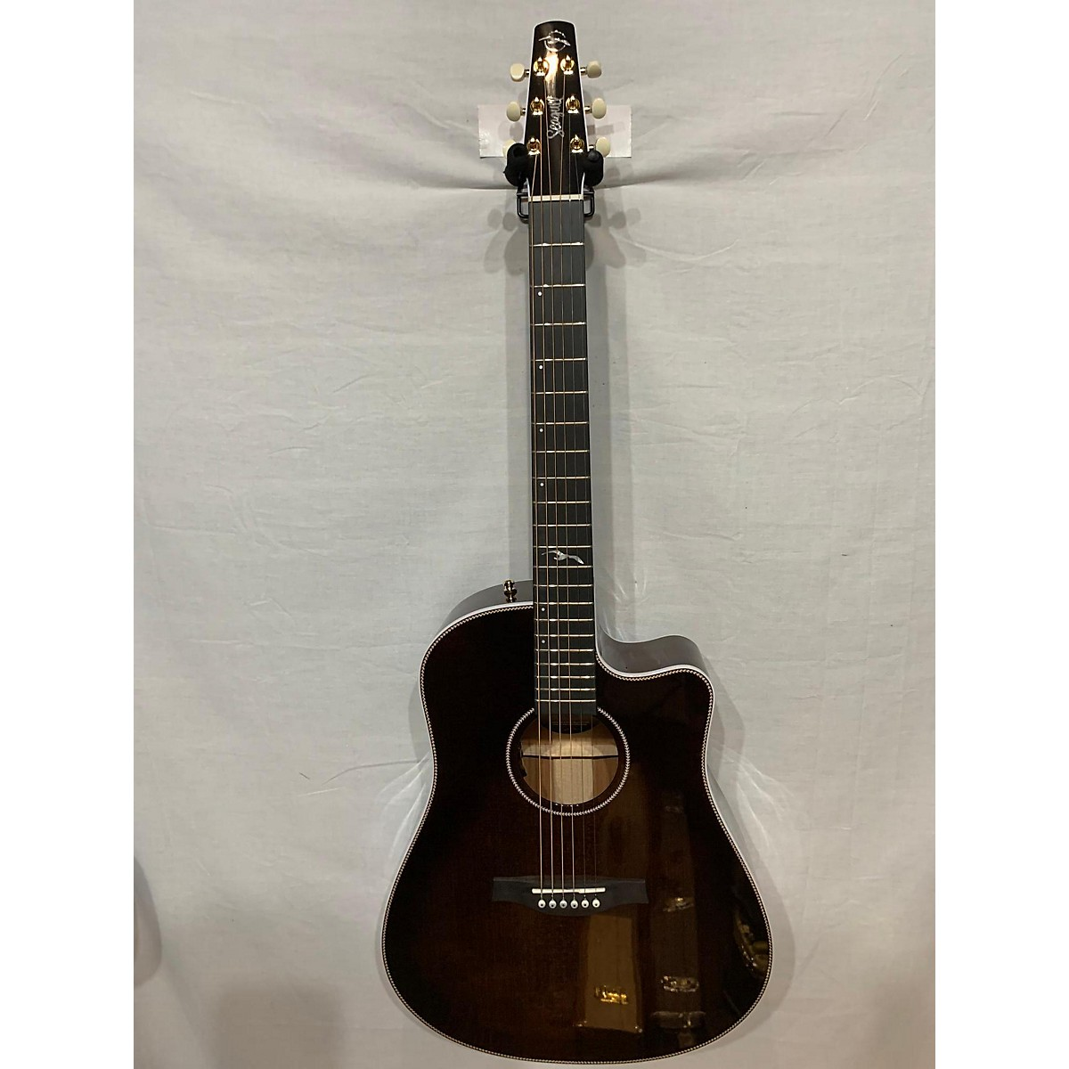 Seagull PEPPINO SIGNATURE CW Acoustic Electric Guitar