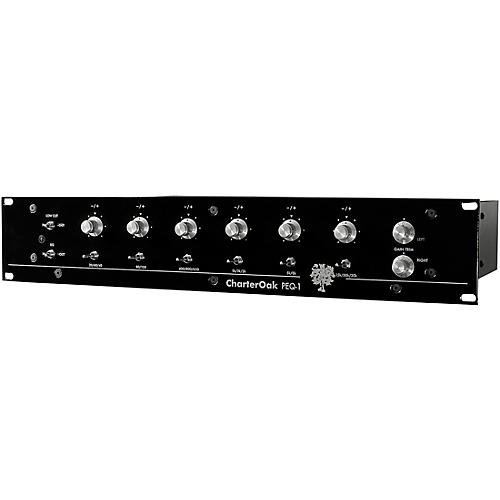 Charter Oak Acoustics PEQ-1 Stereo Program Equalizer