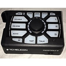 TC Helicon PERFORM Effect Pedal
