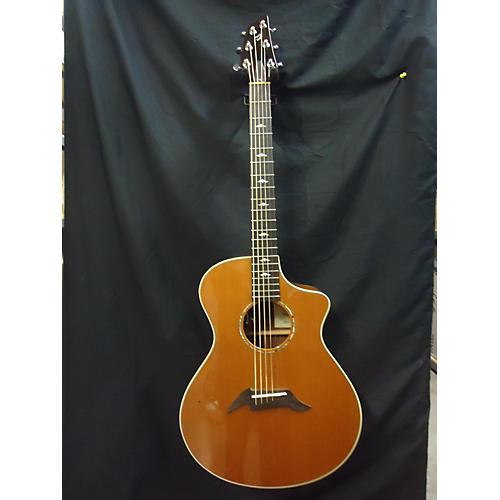 used breedlove performance focus custom shop acoustic electric guitar guitar center. Black Bedroom Furniture Sets. Home Design Ideas