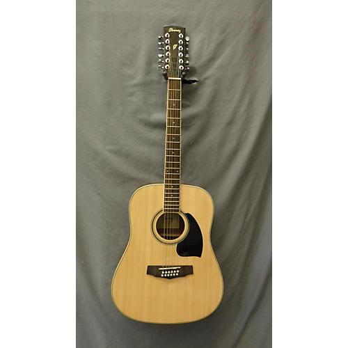 used ibanez pf1512 12 string acoustic guitar guitar center. Black Bedroom Furniture Sets. Home Design Ideas
