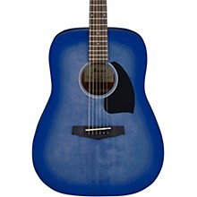 Ibanez PF18WDB Dreadnought Acoustic Guitar