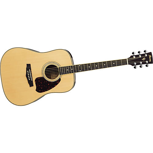 Ibanez PF25WC PF Series Acoustic Guitar with Case