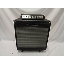 Ampeg PF500 Portaflex 500W Head And PF115HE Cabinet Bass Stack