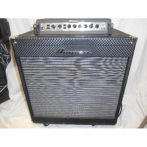 Ampeg PF500 Portaflex With 2x10 Cab Bass Stack