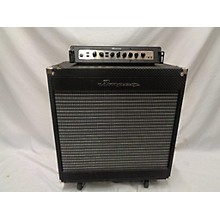 Ampeg PF800 Portaflex 800W Head And PF210HE Cabinet Bass Stack