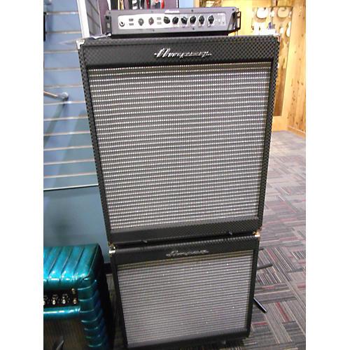 Ampeg PF800 Portaflex 800W, PF410HLF Bass Cabinet, PF115LF Bass Cabinet Bass Stack