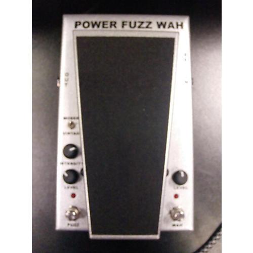 Morley PFW Cliff Burton Tribute Series Power Fuzz Wah Effect Pedal