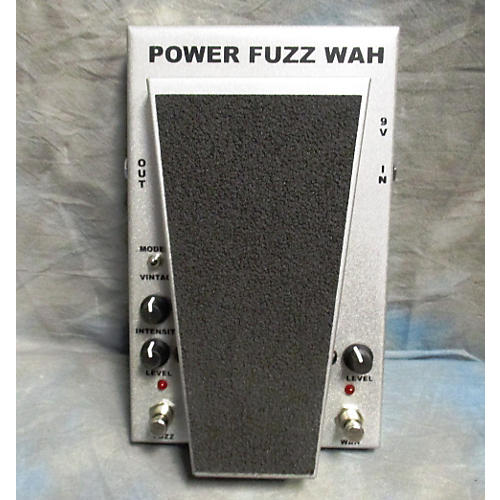 Morley PFW Power Fuzz Wah Effect Pedal