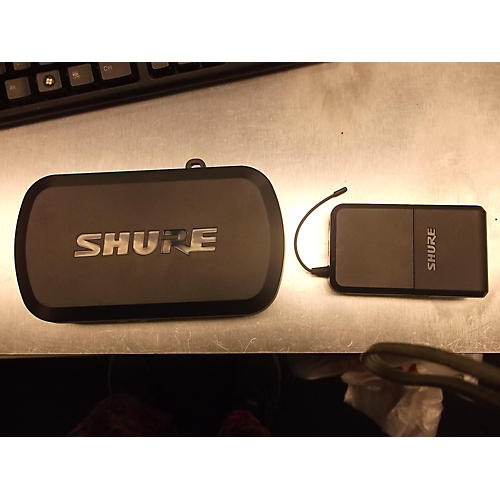 Shure PG185 Lavalier Wireless System