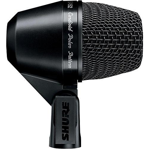 Shure PGA52 Dynamic Kick Drum Microphone