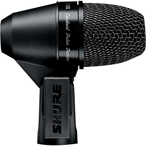 Shure PGA56 Dynamic Snare/Tom Microphone with Drum Mount