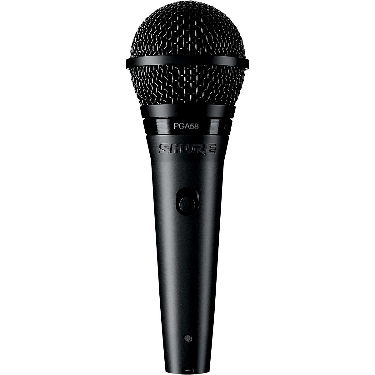Shure PGA58-QTR Dynamic Vocal Microphone with XLR to 1/4