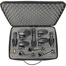 Shure PGADRUMKIT7 7-Piece Drum Microphone Kit Level 1