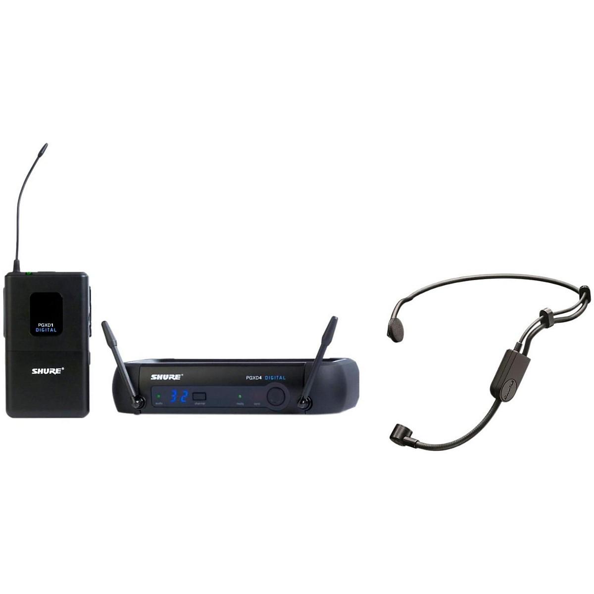 Shure PGX-D Digital Wireless Headset System