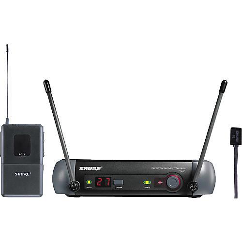 Shure PGX14 Lavalier Wireless System