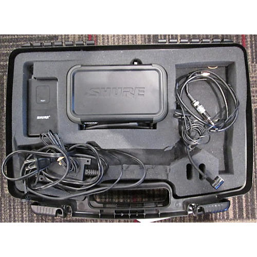 Shure PGX4 Headset Wireless System