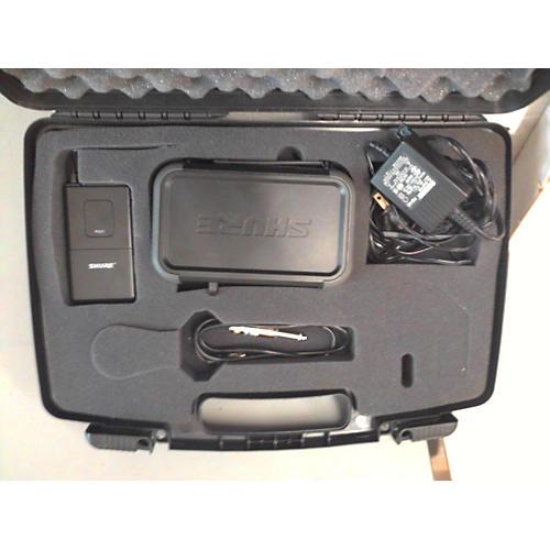 Shure PGX4 Instrument Wireless System