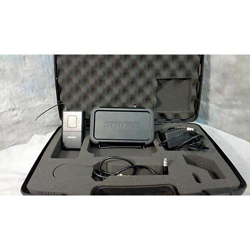 Shure PGX4/PGX1 Instrument Wireless System