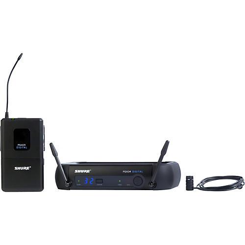 Shure PGXD14/85 Digital Wireless System with WL185 Lavalier Mic