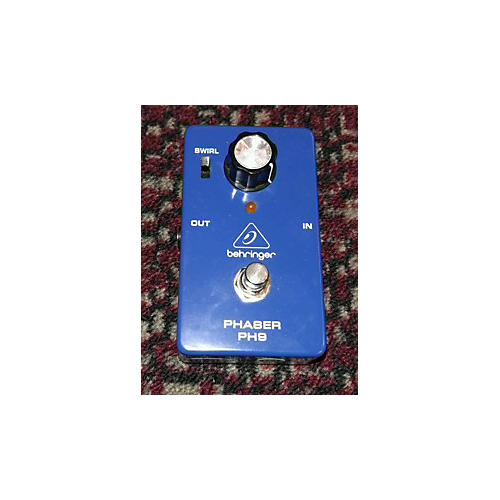 Behringer PH9 Classic 90-Degree Phase Shifter Effect Pedal