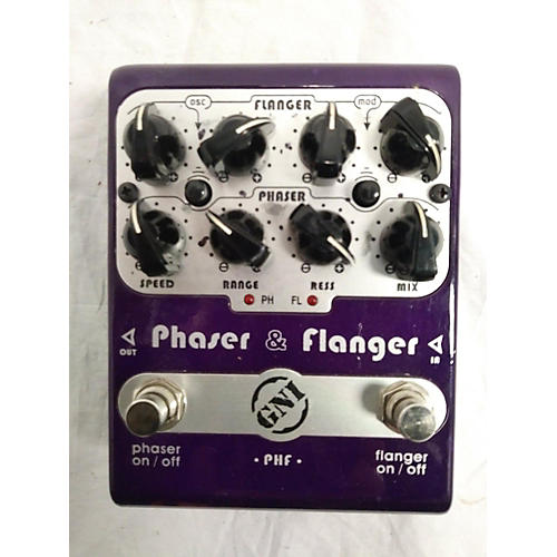 GNI PEDALS PHASER & FLANGER Effect Pedal