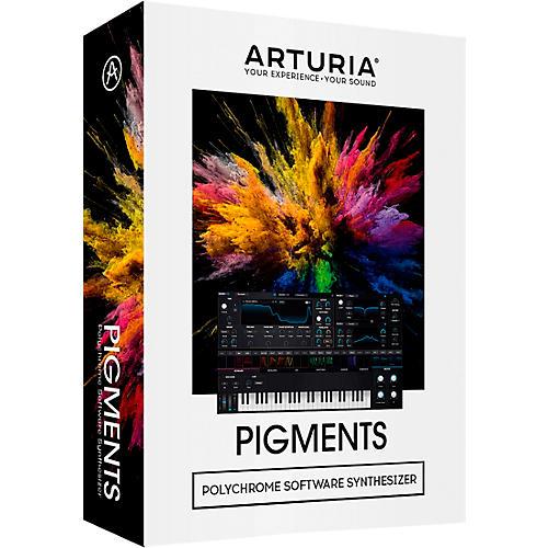 Arturia PIGMENTS (Boxed Software)