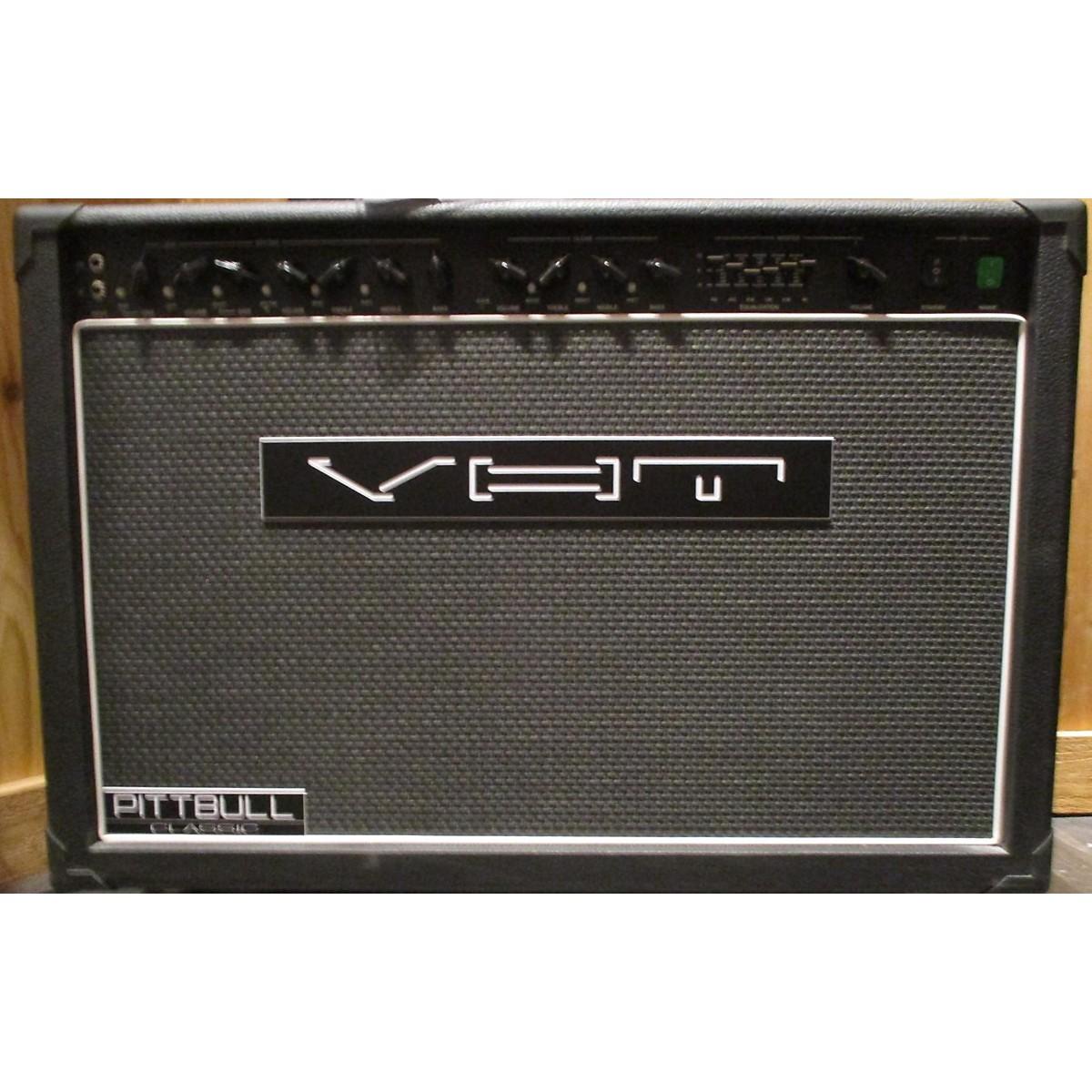 VHT PITBULL CLASSIC COMBO Tube Guitar Combo Amp