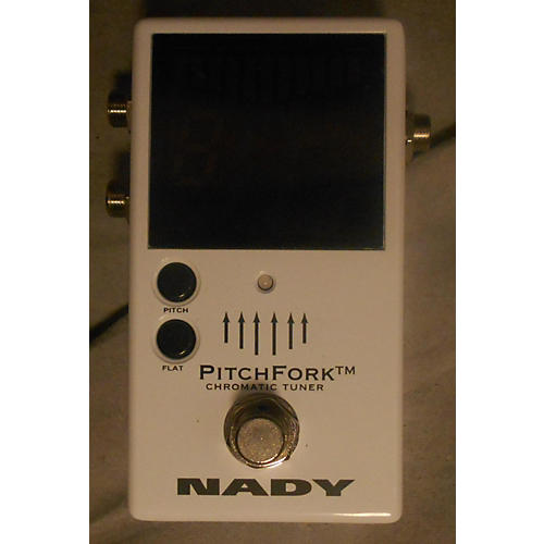 Nady PITCHFORK Tuner Pedal