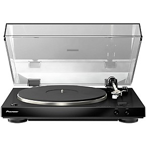 pioneer pl 30 k audiophile stereo record player with phono eq guitar center. Black Bedroom Furniture Sets. Home Design Ideas