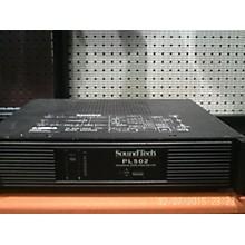 SoundTech PL 502 Power Amp
