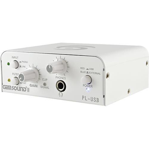 Gem Sound PL-USB Phono-to-USB Interface