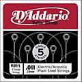 D'Addario PL011-5 Strings thumbnail