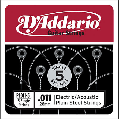 D'Addario PL011-5 Strings