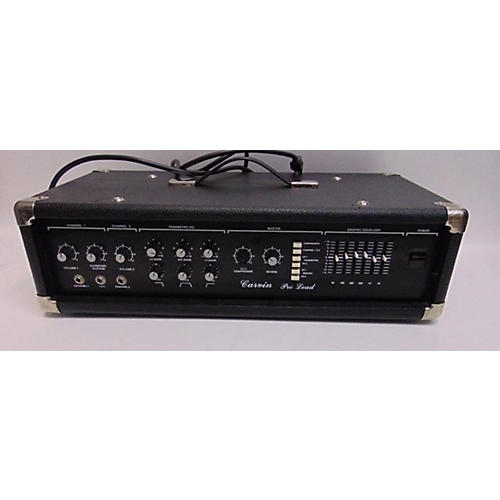 Carvin PL150 Pro Lead Bass Amp Head