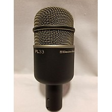 Electro-Voice PL33 Drum Microphone
