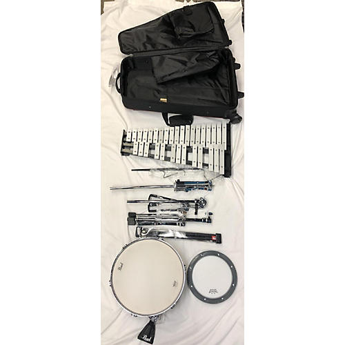 Pearl PL910C Educational Snare And Bell Kit