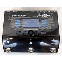 TC Electronic PLAY ACOUSTIC Effect Processor