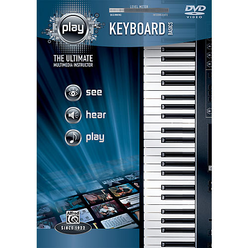 Alfred PLAY Series  Keyboard Basics DVD