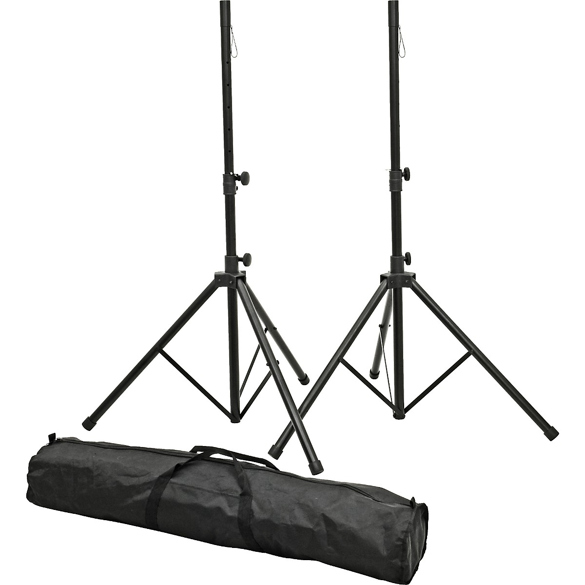 Proline PLSP1 Speaker Stand Set with Bag