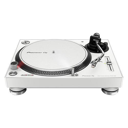 Pioneer DJ PLX-500 Direct-Drive Professional Turntable White