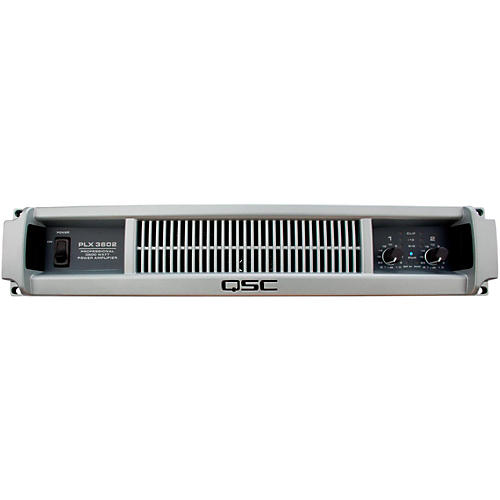 QSC PLX3602 Professional Power Amplifier