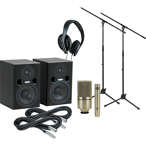 Musician's Gear PM0.4 990/991 Studio Package