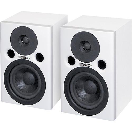 Fostex PM0.4W Powered Studio Monitors White