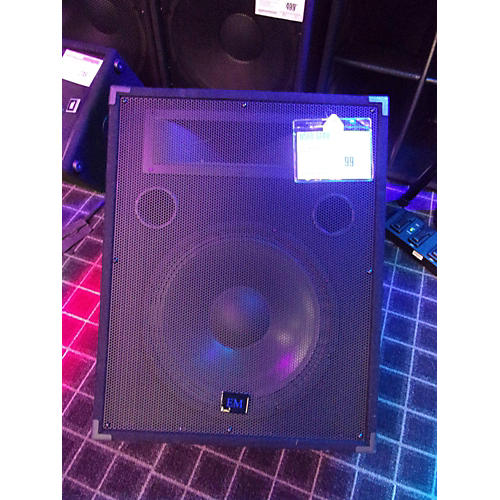 In Store Used PM15A Powered Monitor