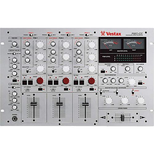 Vestax PMC-CX Carl Cox DJ Mixer