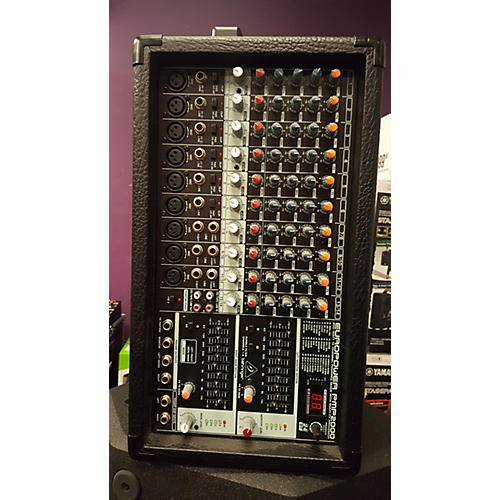 Behringer PMP2000 Powered Mixer