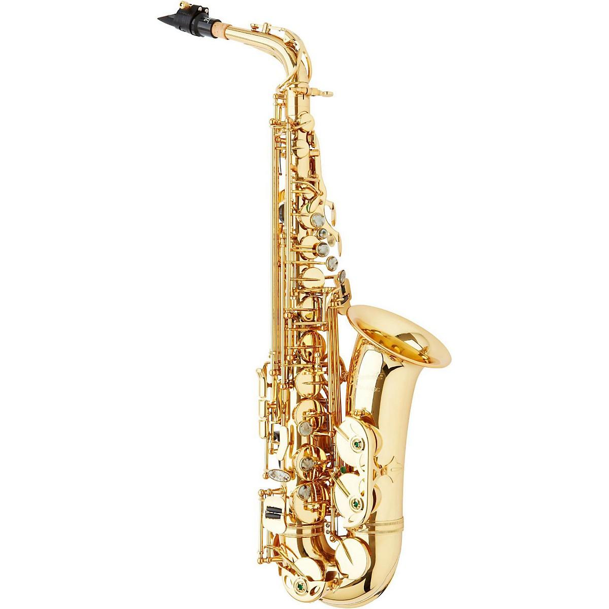 P. Mauriat PMSA-57GC Intermediate Alto Saxophone