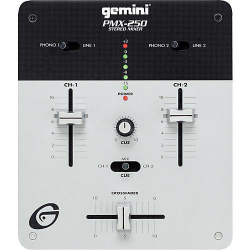 Gemini PMX-250 2-Channel DJ Mixer