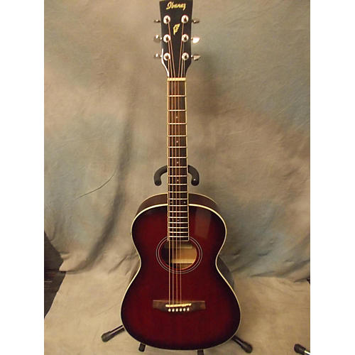 Ibanez PN12E-VMS Acoustic Electric Guitar